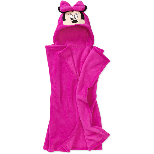 Baby Girls' Character Hooded Costume Blanket