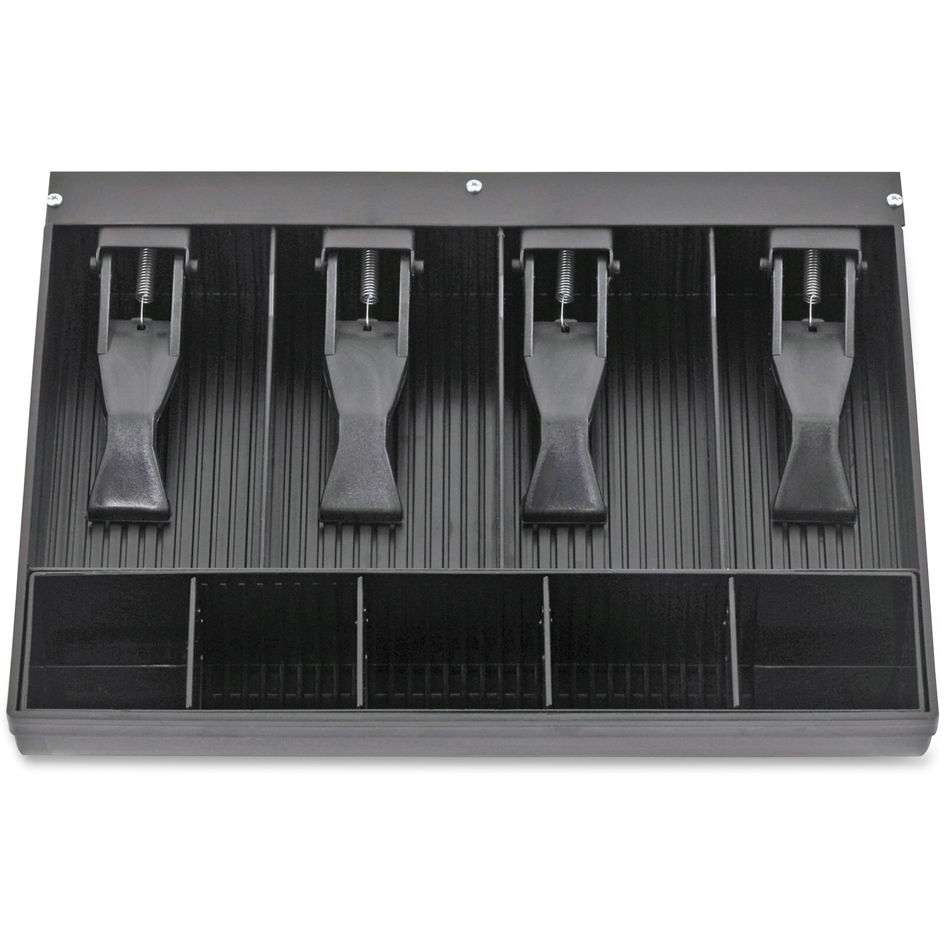 MMF, MMF2252843T04, SteelMaster Tch.Release Cash Drawer, 1, Black