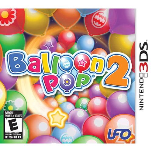 Balloon Pop 2 (Nintendo 3DS)