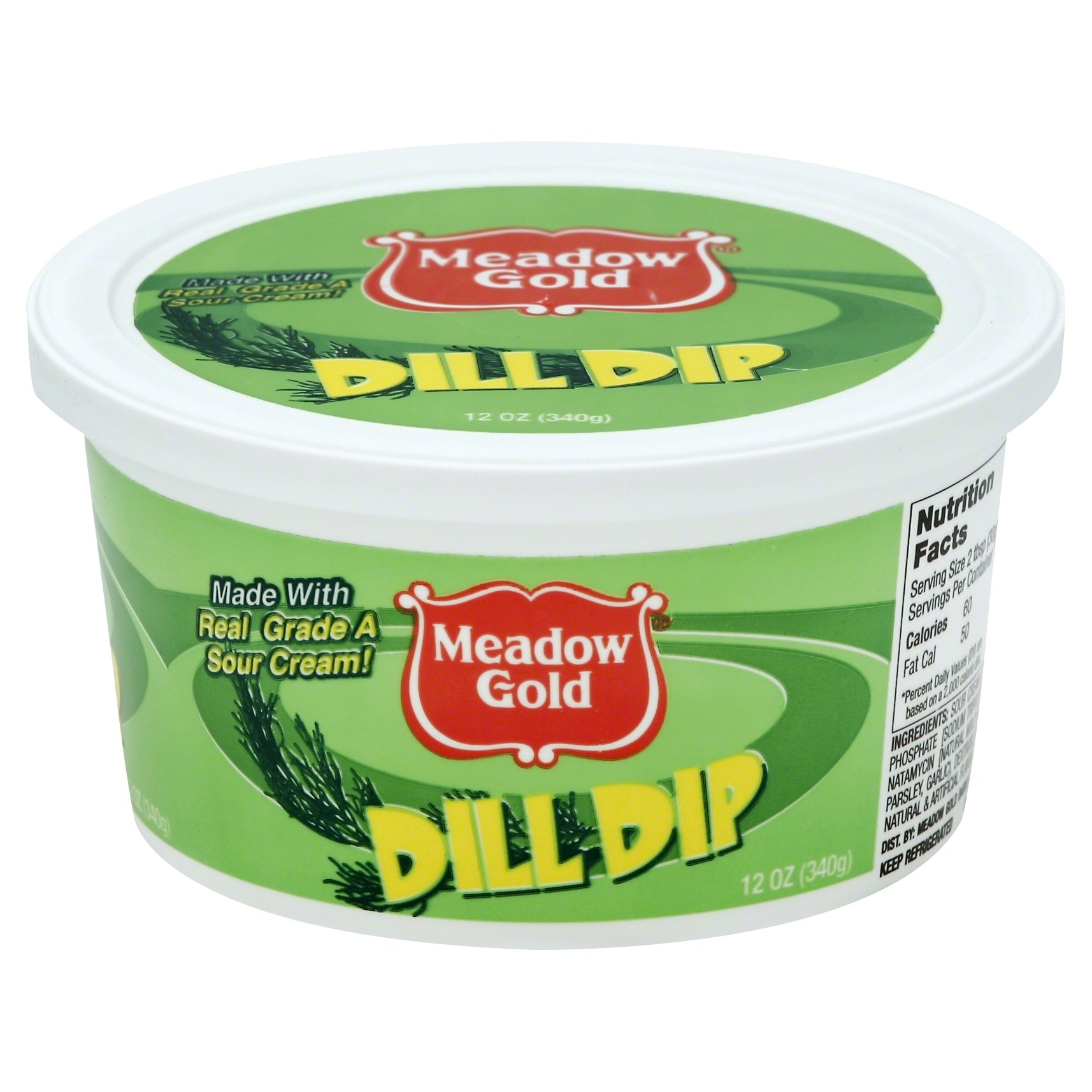 Meadow Gold Dill Dip, 12 oz