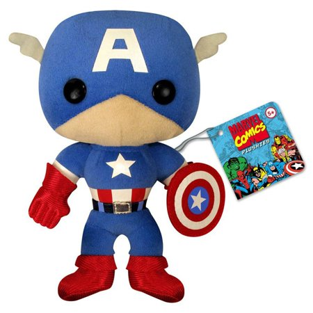 Marvel Captain America POP Plushies Figure