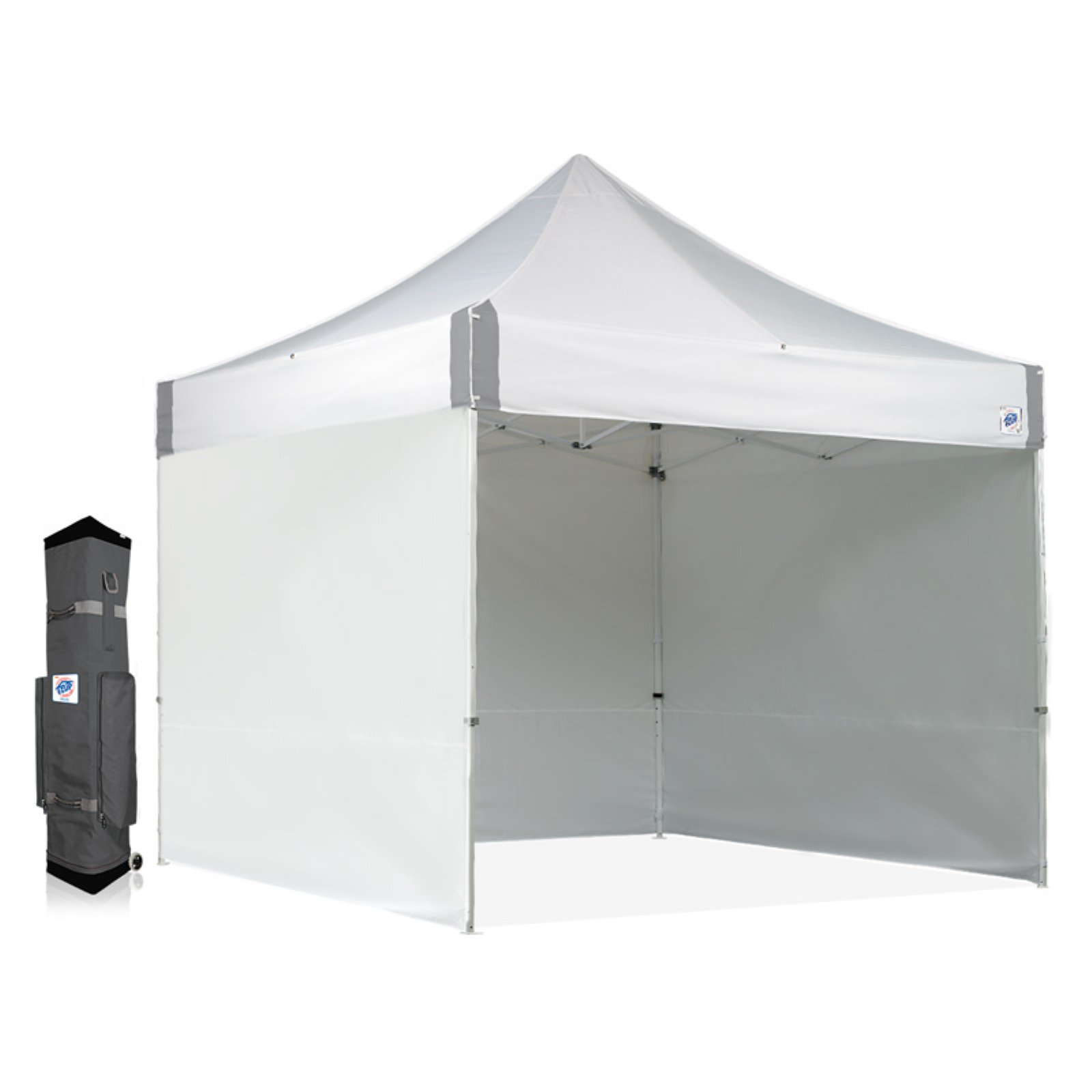 E-Z UP ES100S Instant Shelter Value Pack, 10 x 10', White by International EZ UP Inc