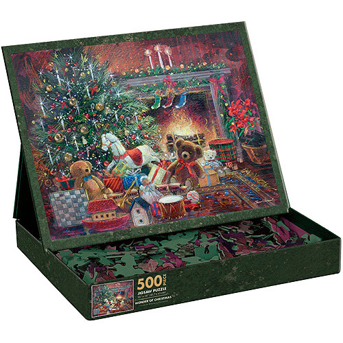 Wonder of Christmas Puzzle, 500 Pieces