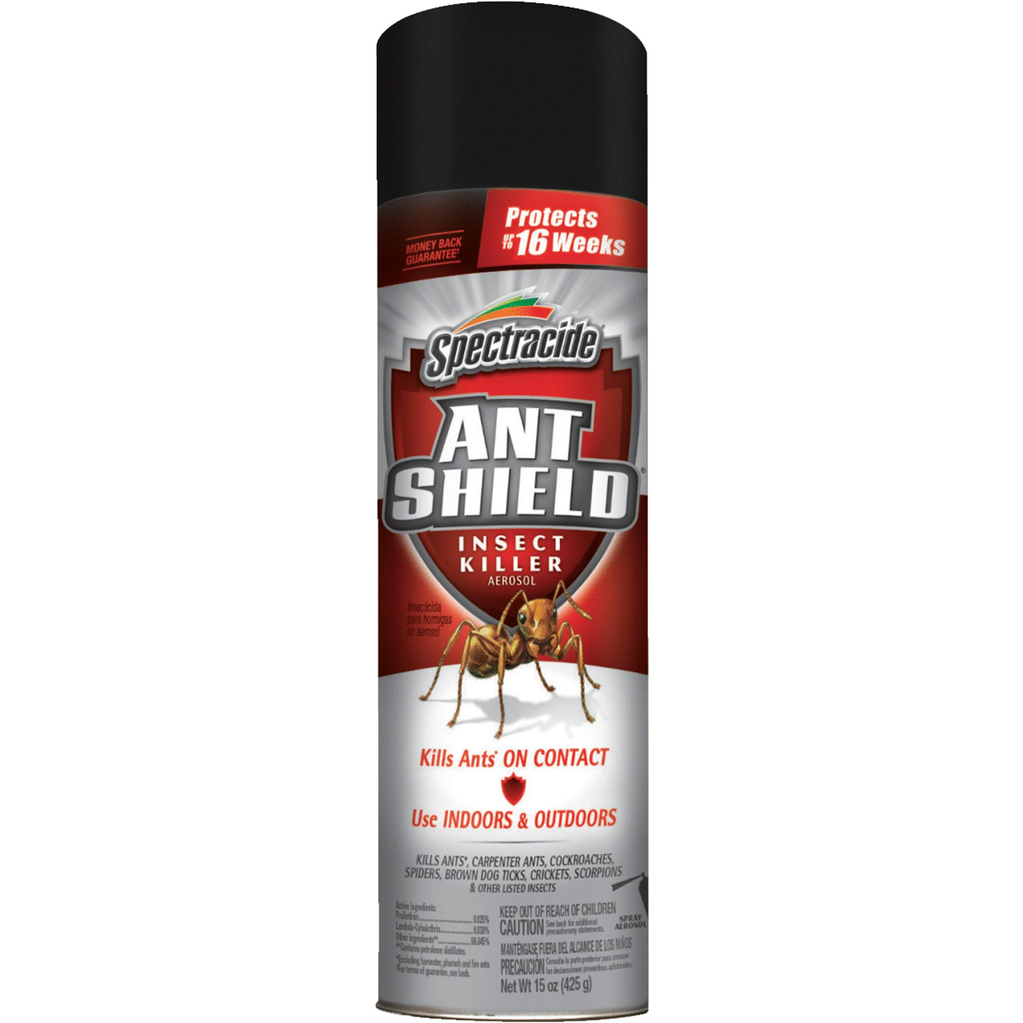 Spectracide Ant Shield Insect Killer Aerosol, 15-oz