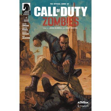 Dark Horse Call of Duty Zombies 2 #1