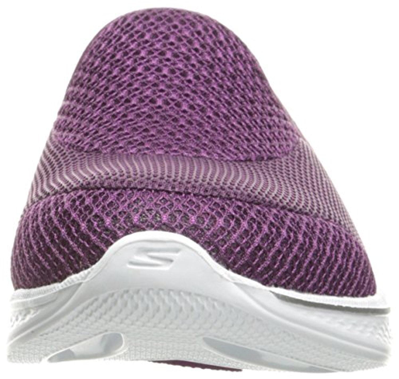 14170 Raspberry Skechers Shoes Go Walk 4 Women Light Mesh Slip On Comfort Casual 14170RAS