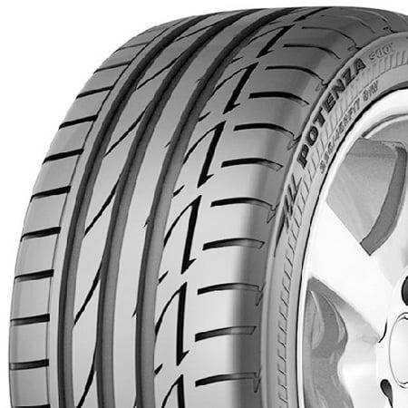 bridgestone potenza s001 rft 255 35r19 92y performance tire. Black Bedroom Furniture Sets. Home Design Ideas