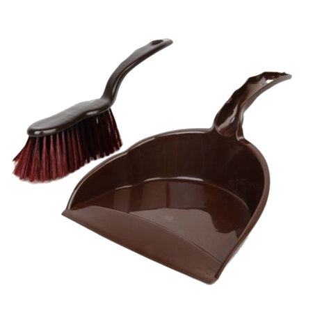Mini Dustpan And Whisk Broom Set Small Keyboard Table