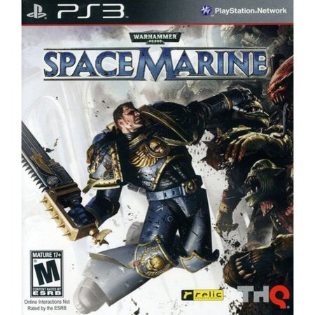 Warhammer 40,000: Space Marine-PS3