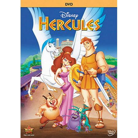 Hercules (DVD) - Movie Hercules 2017