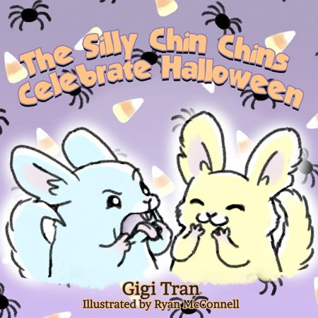 Silly Halloween Food Names (The Silly Chin Chins Celebrate Halloween -)