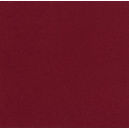 Paper Linen Solid Airlaid Lunch Napkins 15pk Cranberry