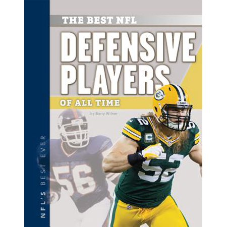 The Best NFL Defensive Players of All Time (Best Nhl Players Of All Time)