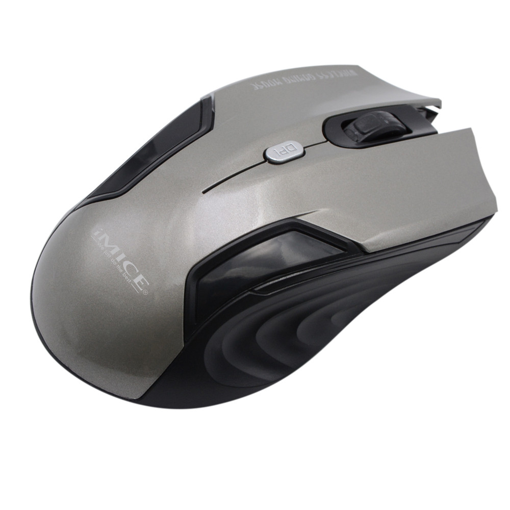 DZT1968 2.4 GHz Wireless Optical Mini PC Laptop Notebook gaming Mouse Mice