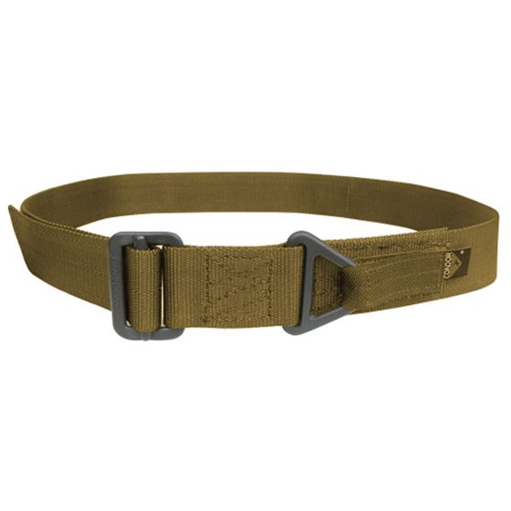 Condor RB Tactical Nylon Webbing Rigger Belt M L 34