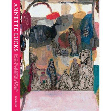 Annette Lucks: Flipflop: Paintings, Drawings, Ceramics