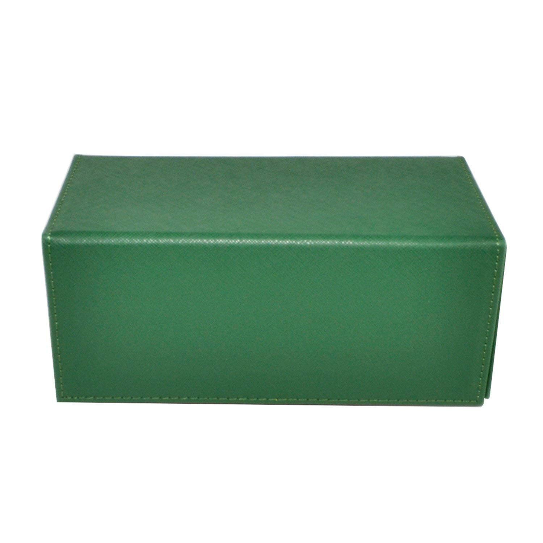 Medium Green Creation Line Deck Box