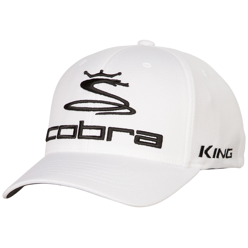 COBRA PRO TOUR KING HAT MENS FITTED GOLF CAP 909206 - NEW...