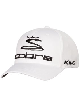 61ed5e1406b31 Product Image COBRA PRO TOUR KING HAT MENS FITTED GOLF CAP 909206 - NEW 2017