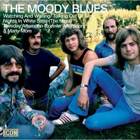Blues Jazz Amps - Icon: Moody Blues (CD)