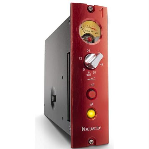 Focusrite Red 1 500-Series Mic Preamp