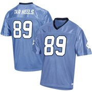 Men's Russell Athletic Carolina Blue North Carolina Tar Heels Replica Football Jersey