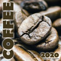 Coffee 2020 Mini Wall Calendar (Paperback)