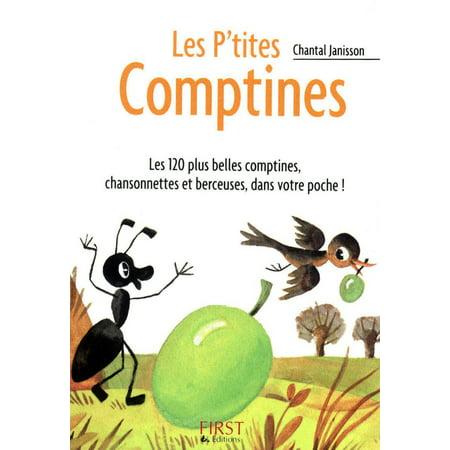 Petit livre de - Les p'tites comptines - eBook - Les Comptines D'halloween