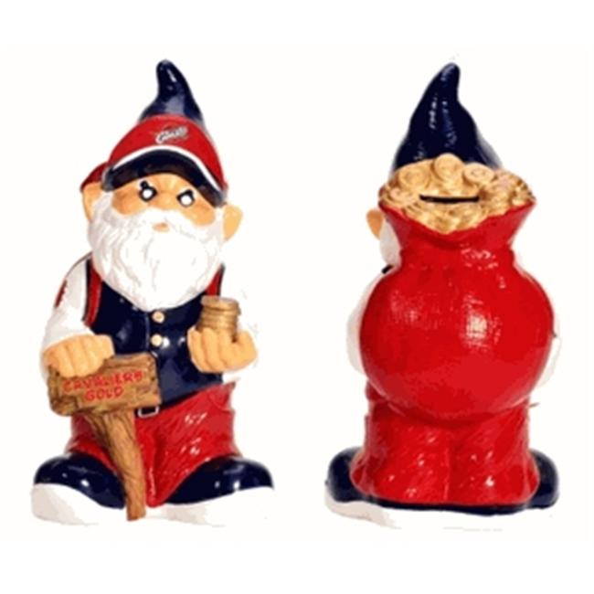 Cleveland Cavaliers Garden Gnome - 10'' Bank
