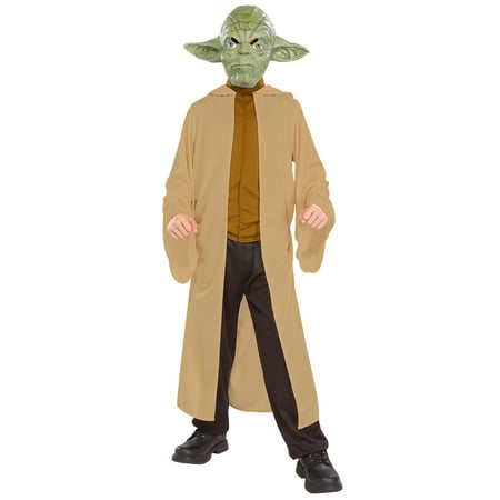 Kid's Yoda Star Wars Costume - Female Rock Stars Costumes Ideas