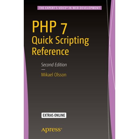 PHP 7 Quick Scripting Reference - eBook
