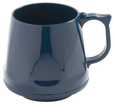 CARLISLE DINEX DX400050 Mug, Insulated, Blue, PK 48
