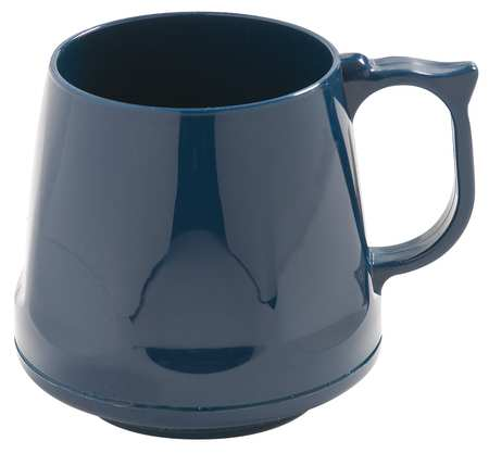 CARLISLE DINEX DX400050 Mug, Insulated, Blue, PK 48