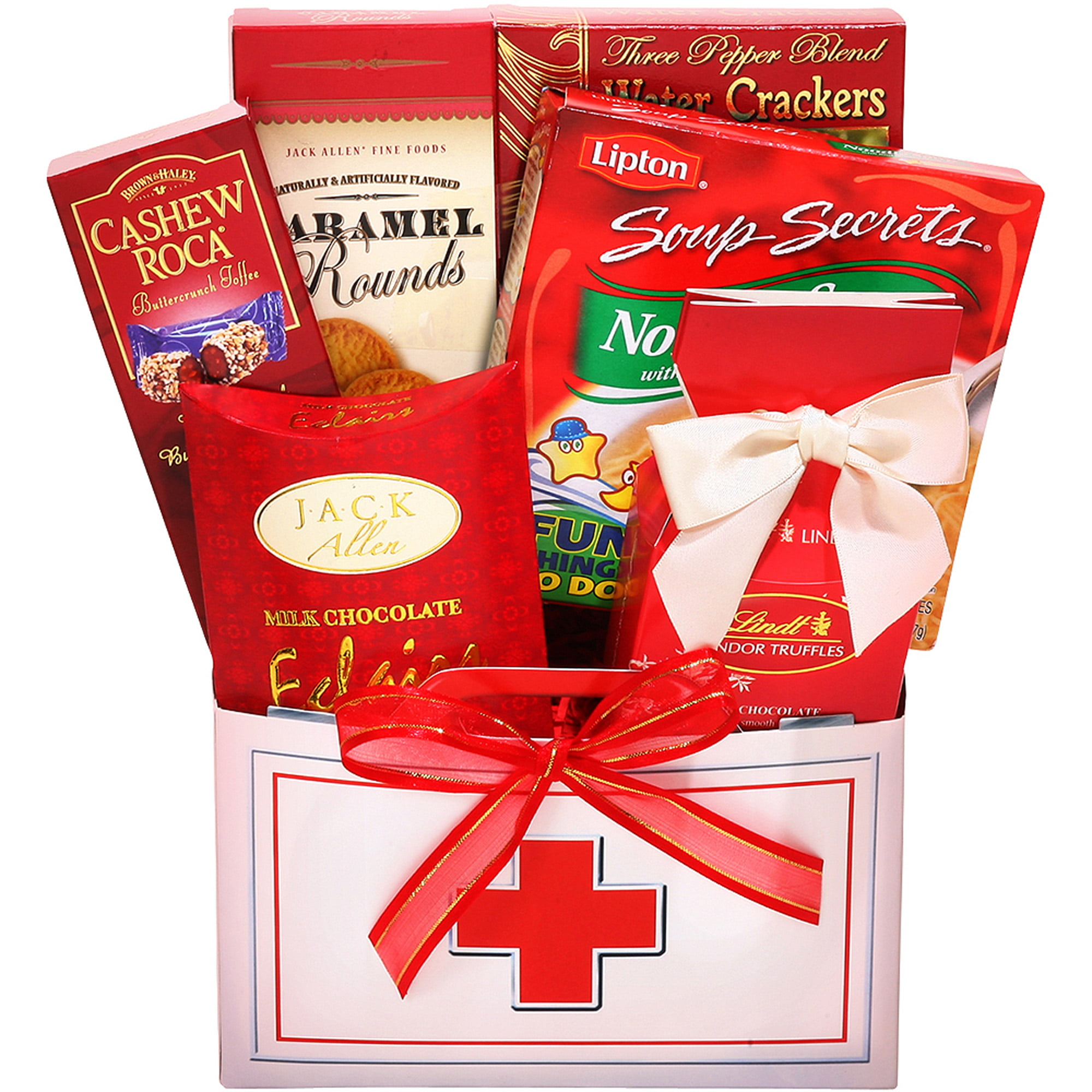 Alder Creek Gift Baskets Dr's Orders Gift Box, 7 pc