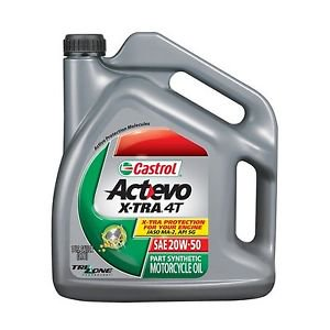 Castrol actevo semi synthetic 20w50 motor oil 1 gal for 20w50 motor oil temperature range