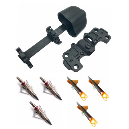 Ravin Crossbows Quick Detach Quiver With Lighted Nocks And