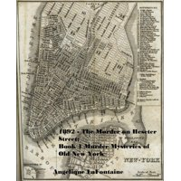 1892 - The Murder on Hester Street: Book 1 (Murder Mysteries of Old New York ) - eBook