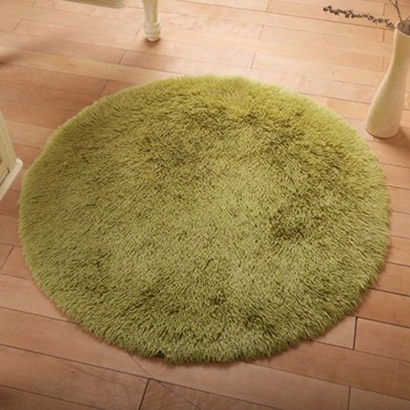 NK Round Rugs Ultra Soft Indoor Area Rugs Fluffy Living Room Carpets Suitable for  Bedroom Children's Room Bathroom Rugs Home Decorate Rugs Grey - Ways To Decorate Your Bedroom For Halloween