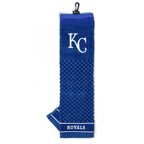 Team Golf MLB Kansas City Royals Embroidered Golf Towel