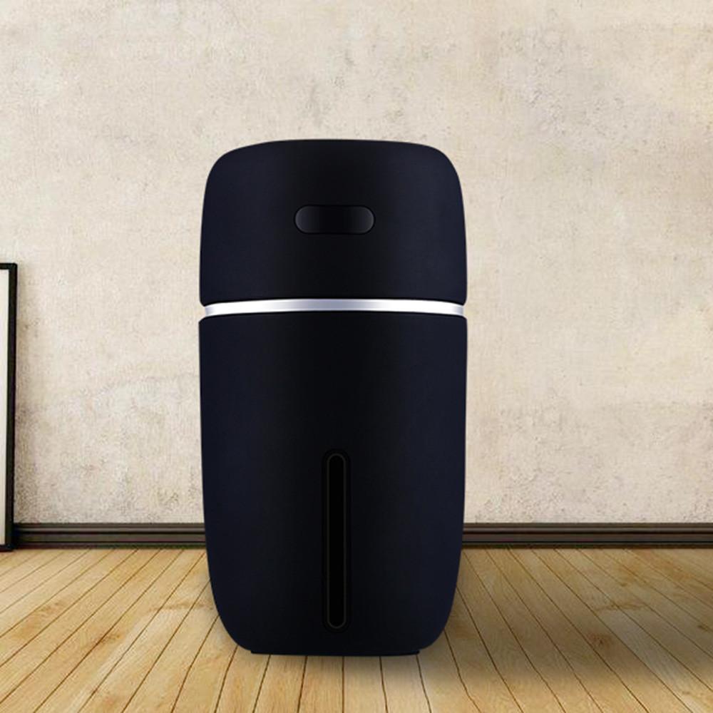 USB Humidifier Warm Night Light Home Car Air Purifier High Capacity