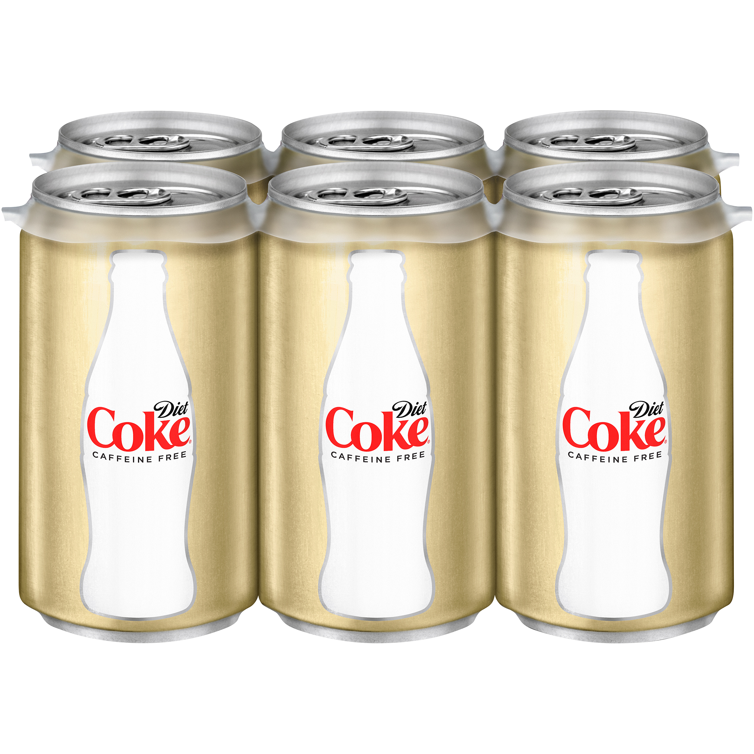 Diet Coke Caffeine-Free Soda, 7.5 Fl. Oz., 6 Count