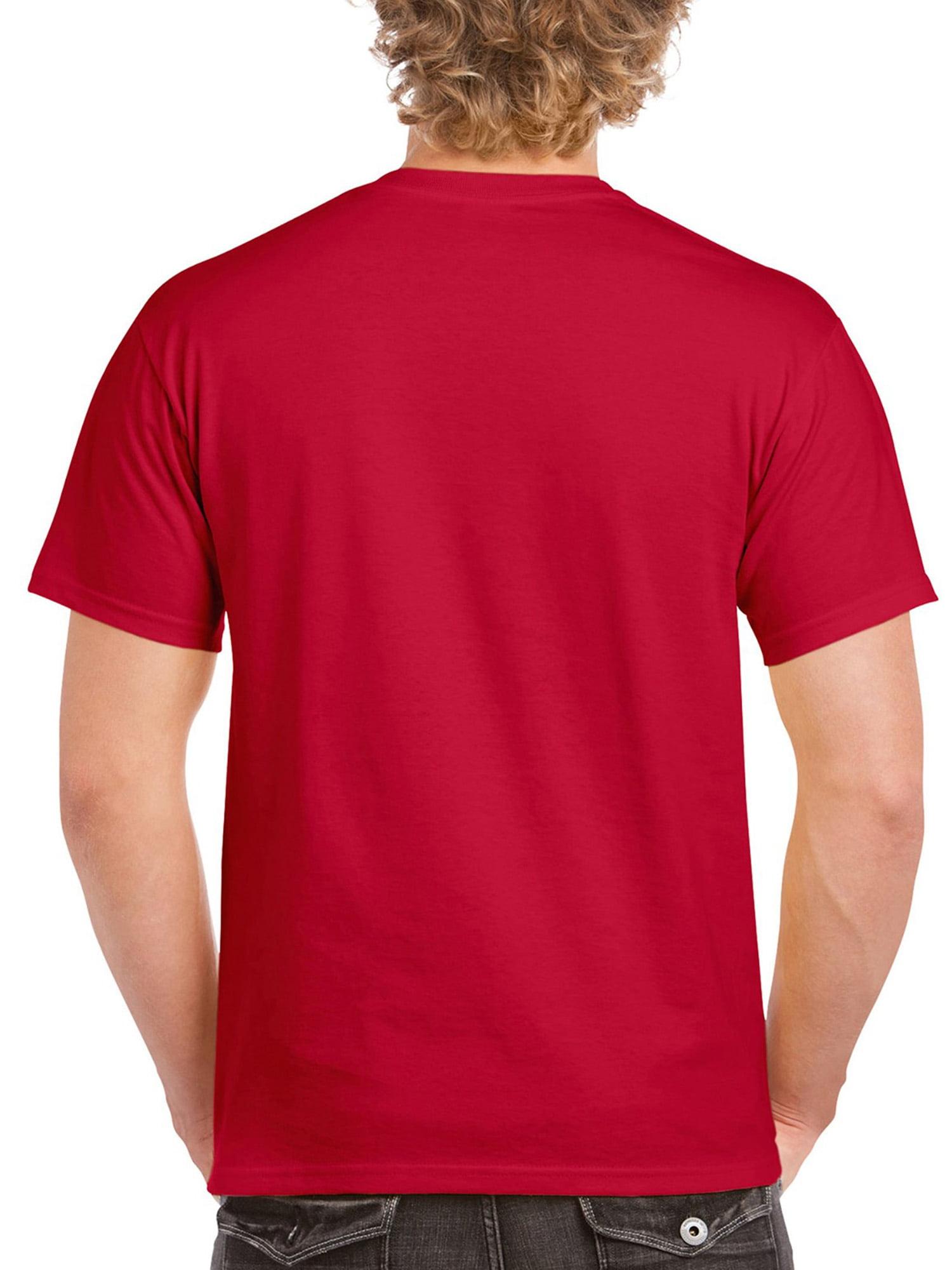 d5c1c7878d0 Gildan - Mens Classic Short Sleeve T-Shirt - Walmart.com