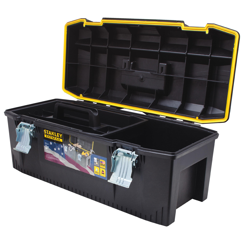 Stanley FatMax Waterproof IP53 Toolbox