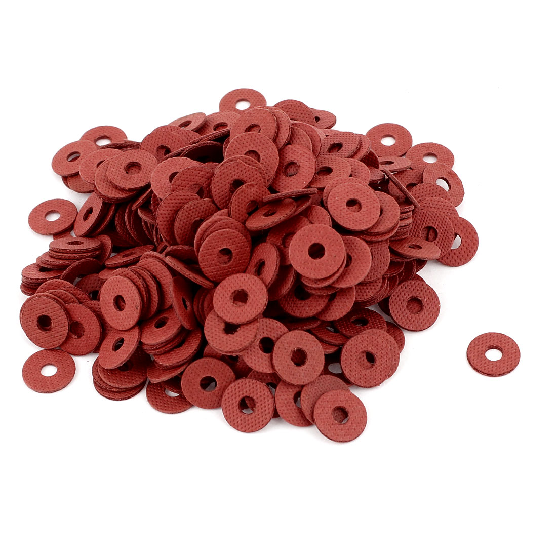 10Pcs 6mmx16mmx2mm Copper Crush Washer Flat Ring Gasket Fitting