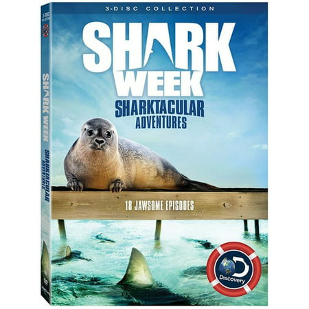 Shark Week: Sharktacular Adventures - Sand Shark Movie
