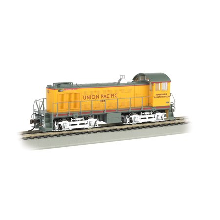 HO S4 w/DCC & Sound, UP #1167 Multi-Colored