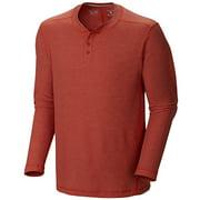 Mountain Hardwear Men Trekkin Thermal M Henley T-Shirt