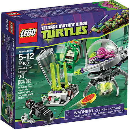 LEGO Ninja Turtles Kraang Lab Escape Play Set
