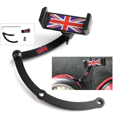 360° Auto Steering Wheel Phone Holder For BMW Mini Cooper R55 R56 R57 R60 R61 Mini Steering Wheels