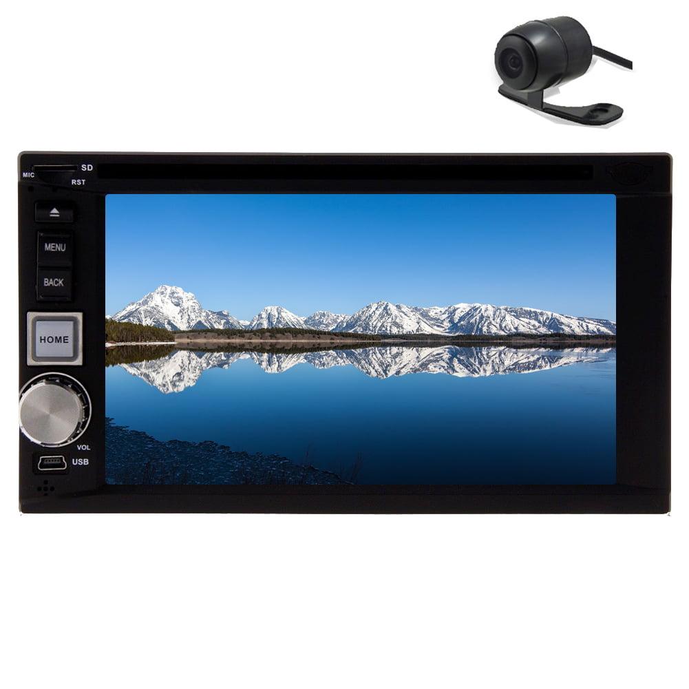 Audio Headunit Car DVD Player Monitor USB SD Radio Receiver Autoradio 2 Din In Dash... by EinCar